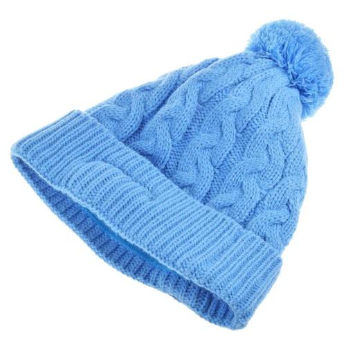Moda WM3 auricolare morbido caldo Beanie cappello senza fili BT 3.0 Smart Cap cuffia con microfono rispondere/riagganciare chiamate ascolto musica