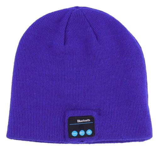 ファッション TM5 イヤホン ソフト暖かいビーニー帽子無線ブルートゥース 3.0 スマート キャップ ヘッドセット ヘッドフォン マイクを使って答える/呼び出しをハングアップ音楽を聴く