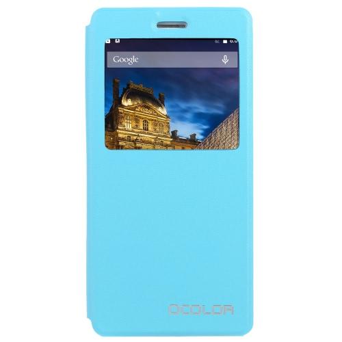 元エレガントなフリップ カバー シェル PU レザー保護ケース本フリップ スタンド携帯電話カバー CUBOT X16 の X17