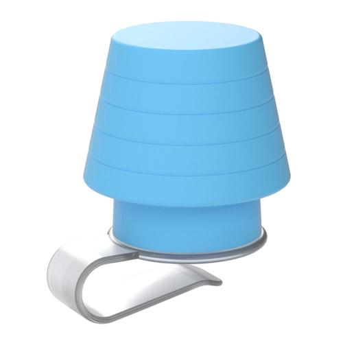 携帯電話ランプ懐中電灯シェード スマート フォン スタンド iPhone 6S 6S プラス電話のため懐中電灯を
