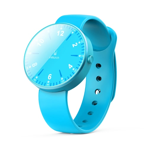 InWatch Color Sport Schrittzähler Smart Watch Silicon Band Bluetooth 4.0-LED