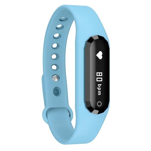 iMCO DBL SWB001 Heart Rate Smart Watch Wristband Bracelet BT 4.0 0.69
