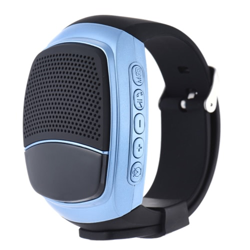 B90 Sports Bluetooth Speaker Ultra-Portable Wireless Wearable Loudspeaker Hands-free Call Alarm Clock Stopwatch FM Radio Mobile Phone Selfie/Anti-lost for   Bluetooth 4.0 Devices