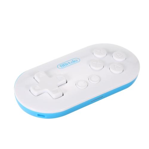 8Bitdo FC ZERO Wireless BT portátil Mini Handle Mobile Phone PC Android Game-controller