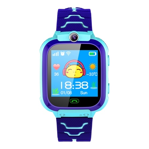 Kids Intelligent Phone Watch with SIM Card Slot