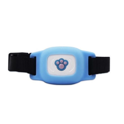FP03 Pet Tracker GPS-Tracking-Halsband für Hunde und Katzen Pet Activity Monitor