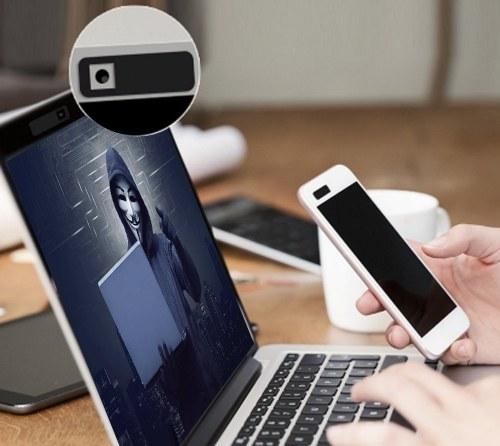 Universal WebCam Cover Shutter Ultra-Thin Slider Camera Cover Privacy Sticker
