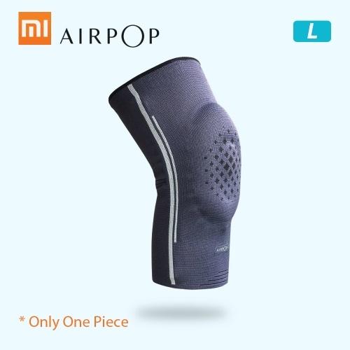 Xiaomi AIRPOP KneePad Para Baloncesto Fútbol Voleibol Deportes Seguridad Rodilleras Entrenamiento Elastic Knee Protection Kneepad transpirable