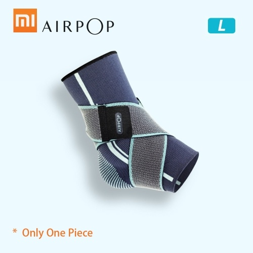 Xiaomi Mijia AIRPOP SPORT Bandaged Ankle Straps Breathable Personal Health Care Foot Protect Bandage Sprain Fitness Support 1pcs