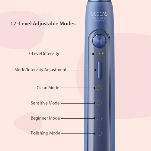 Xiaomi Mijia SOOCAS X5 Sonic Electric Toothbrush Set