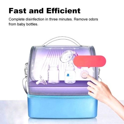 Youpin 59S UV Light Sterilizing Bag P14 with Sanitizing UV Light Cleaner