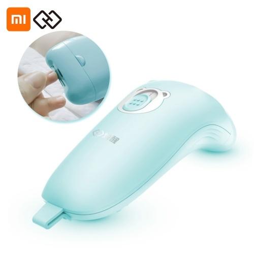 Youpin HuanXing Kinder Kinder Elektrische Maniküre Nagelschneider Sicherheit Geräuscharm Mit Nachtlicht Für Kinder Baby USB Aufladen