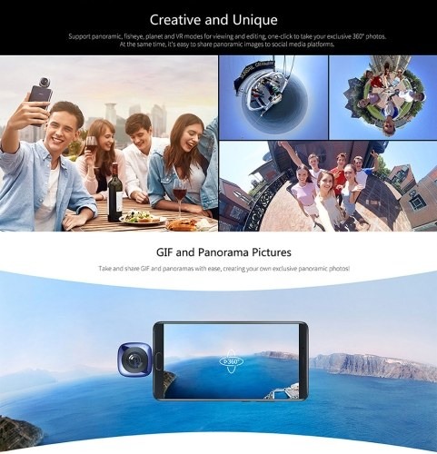 HUAWEI CV60 Standard Edition Panoramic Camera Lens