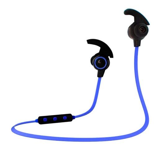 H6 Business Sport Fone de ouvido In-ear sem fio estéreo BT4.1 Running Fone de ouvido de fone de ouvido Mãos-livres Parar / Desligar / Ativar Receber / Pendurar Música Reproduzir / Pausar Volume +/- para iPhone X Samsung S8 + Nota8