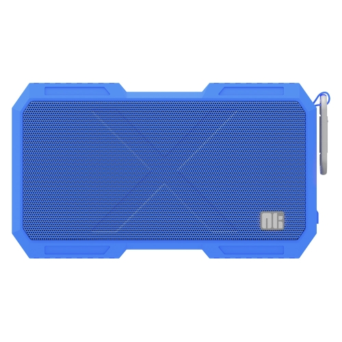 NILLKIN X-MAN Alto-falante BT IPX4 A prova da água Chamadas de atendimento mãos-livres LED Indicador BT CSR4.0 5200mAh Vida longa da bateria Independente Cavity Design Alto-falante sem fio Hi-Fi