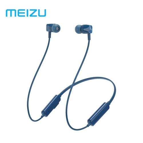 MEIZU EP52 Lite Magnetic BT Sports Headphone with Mic Earphones Wireless Sport Earbuds Waterproof IPX 8 Hours Battery MEMS Headset