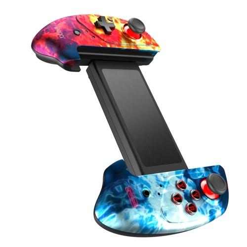 ipega PG-9083B BT Gamepad Controlador de juegos retráctil inalámbrico compatible con iOS (iOS11-13.3) Android Smartphone Tablet PC