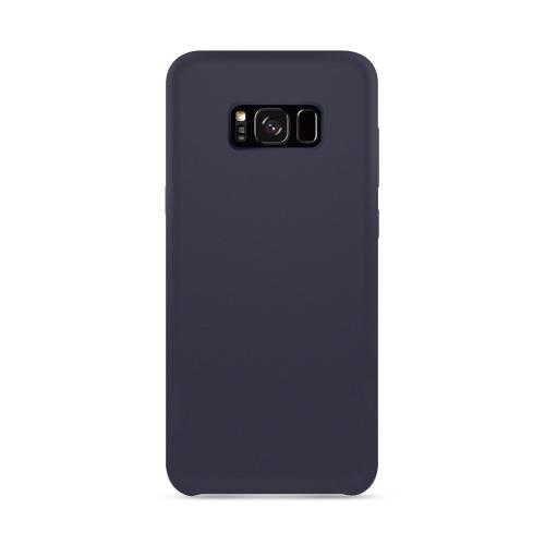Original docooler Стиль Жидкостный силиконовый чехол для телефона Мягкий защитный чехол для телефона с защитой телефона Чехол для Samsung Galaxy S8 фото