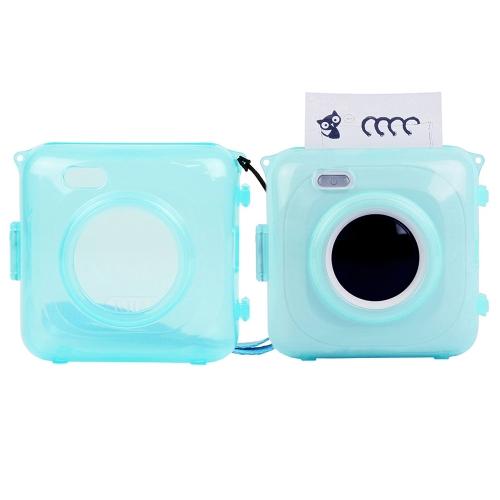 Étui de protection pour Paperang P1 BT imprimante photo de haute qualité en plastique Shell anti-rayures anti-poussière anti-choc