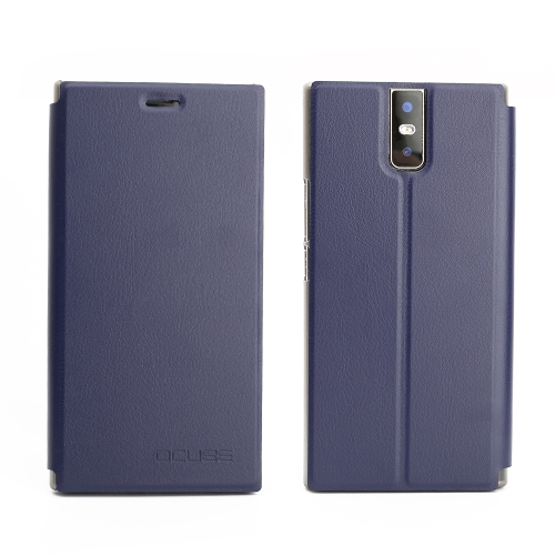 OCUBE Luxury Phone Case Cover for OUKITEL K3 Soft PU Leather Protective Phone Shell Anti-shock Full-Protection