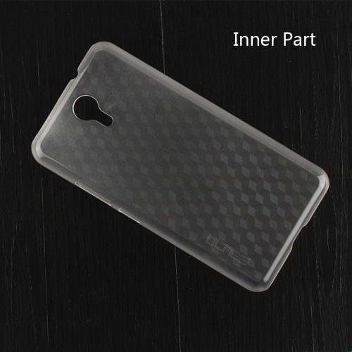 OCUBE Luxury Phone Case Cover for UleFone Power 2 Soft PU Leather Protective Phone Shell Anti-shock Full-Protection
