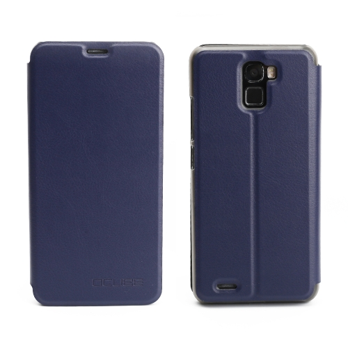 OCUBE Tampa de caixa de telefone de luxo para OUKITEL K5000 Soft PU Leather Protector Phone Shell Anti-choque Full-Protection