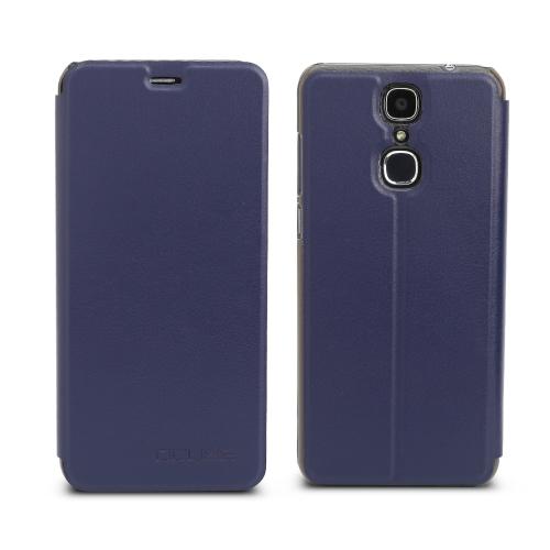 OCUBE Tampa do telefone para CUBOT X18 Soft PU Leather Phone Case Shell protetor Proteção total Dustproof Absorvente de choque