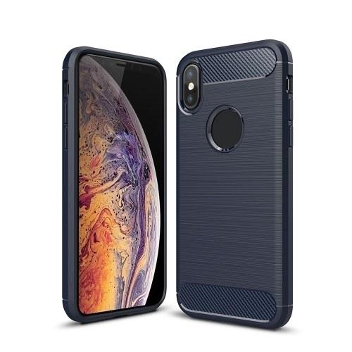 Obudowa telefonu iPhone X XS Phone Case Ochronna obudowa Slim Miękka Trwała Anti-scratch Anti-finger Odporność na wstrząsy Obudowa telefonu