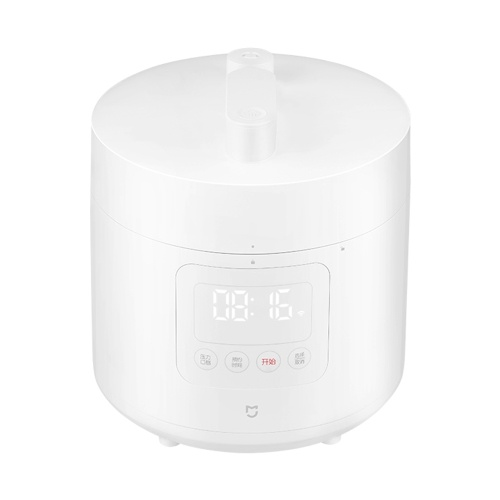 Orginal Xiaomi Mijia Smart Electric Pressure Cooker 5L APP Control Instant One-Touch Pressure Pot Rice Cooker/Steamer/Slow Cooker/Warmer w/Measuring Cup/Rice Paddle/Soup Ladle/Recipes 220V