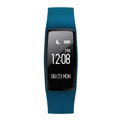 S1 Dynamic Heart Rate Smart Health Bluetooth Sport Watch Wristband