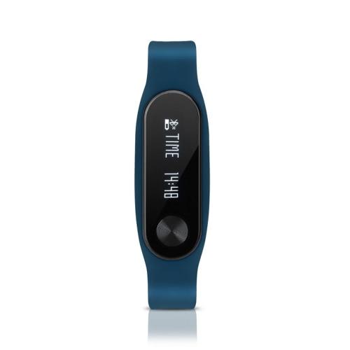 C3 Freqüência Cardíaca inteligente Bluetooth Sport Watch Pulseira Pulseira 0,69