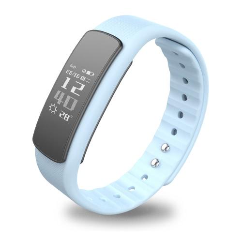 iwownfit i6 HR Frequência cardíaca BT Smart Sport Watch Pulseira Pulseira 0,96