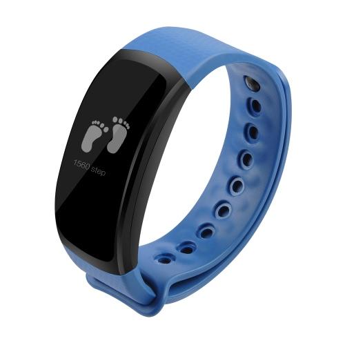 OUKITEL A18 Heart-rate Smart BT Sport Wristband