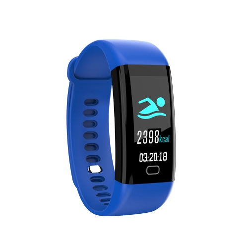 F07 IP68 Wodoodporny kolorowy ekran Fitness Band Inteligentne bransoletki Nadgarstek BT Sport