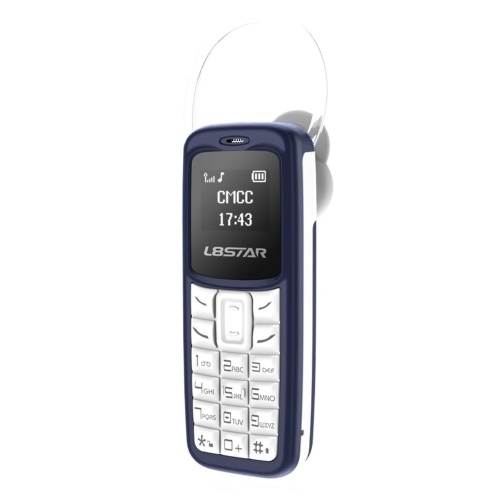 L8STAR BM30 Mini Business Telephone GSM Mobile Phone Backlight Dialer Wireless BT Earphones Headphone Cellphone SIM Phone Book Record Text Music Alarm