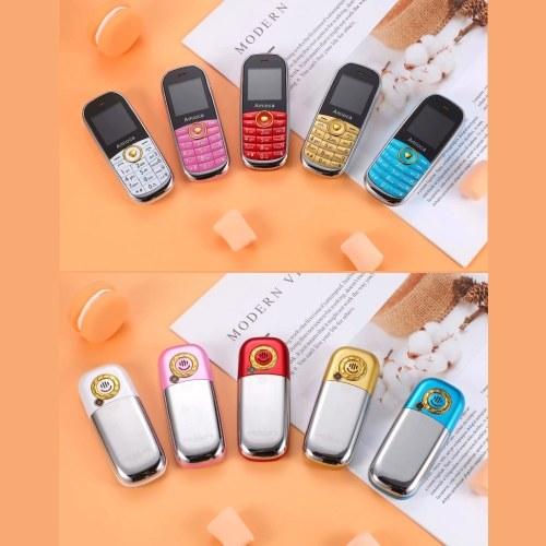 Amioca A12 Mini Feature Phone 2G GSM