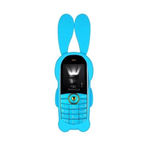 Миниатюрный телефон Amioca A12 2G GSM