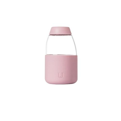 Джордан Джуди Фруктовая чашка Бутылка для воды Стильный портативный тритановый материал термостойкий офисный дорожный чай Бутылка для питья лимонного сока 260 мл
