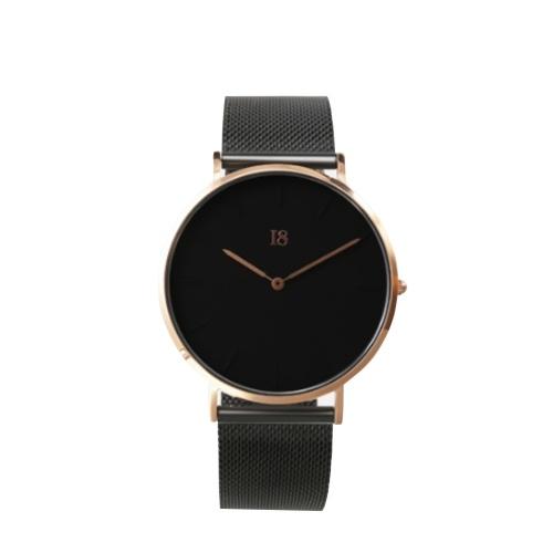 Original Xiaomi I8 Men Women Quartz Wristwatch Couple Watch