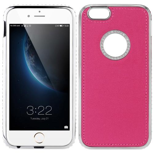 ChengGuo era電話シェル 保護ケース メタルフレーム 環境に優しい ポータブル アンチスクラッチ アンチダスト 滑り止め アンチ フィンガープリント 耐震 防塵 耐久性 iPhone 6用
