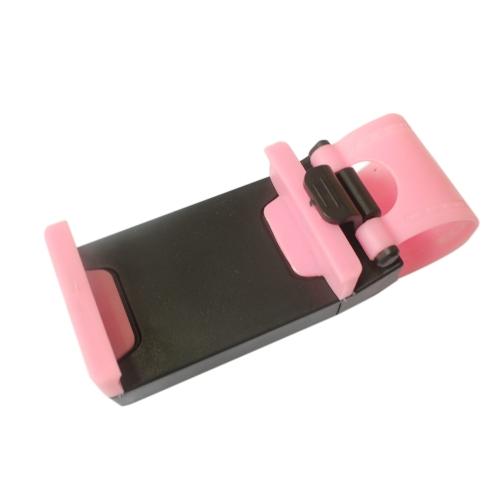 1Pcs Universal Car Phone Holder Porta-voz Smartphone Holders Mobile Stand Black