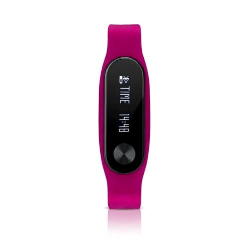 C3 Freqüência Cardíaca inteligente BT Sport Watch Pulseira Pulseira 0,69