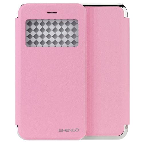 ChengGuo era Caixa de Telefone Capa Protetora para iPhone 6 Plus Estrutura de Metal Amigas do Ambiente Portátil Anti-Arranhão Anti-Pó Antiderrapante Anti-Impressões Digitais à Prova de Choque à Prova de Sujeira Durável