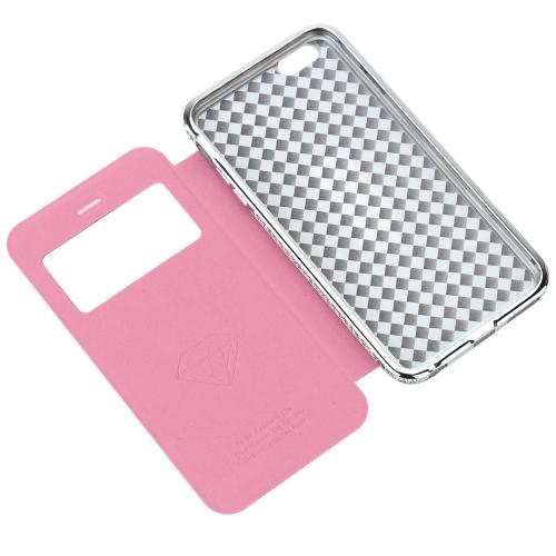 ChengGuo эра Оболочка Телефона Защитный Чехол для iPhone 6 Plus Металлический Каркас Эко-дружественный Портативный Анти-шабрение Анти-пыль Противоскользящий Анти-отпечатков пальцев Противоударный  Пылезащитный Прочный