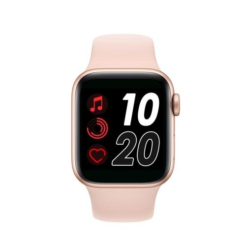Orologio BT intelligente con schermo a colori T500 da 1,54 pollici