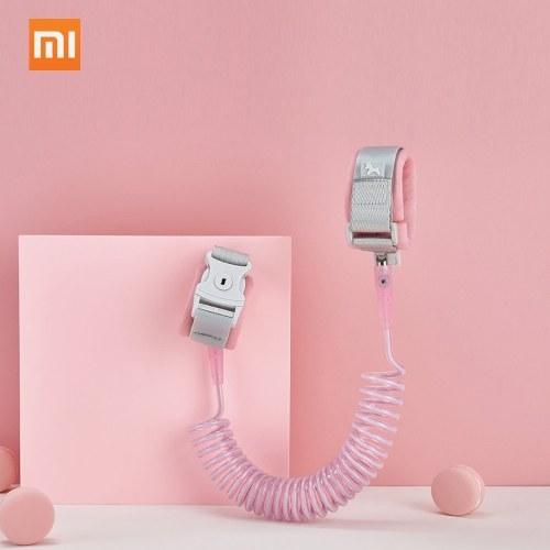 Xiaomi Anti Perdido Faixa de Pulso Cinto de Segurança Leash Ao Ar Livre Andando Cinto de Mão Banda Anti-lost Strap para o Bebê Crianças da Criança
