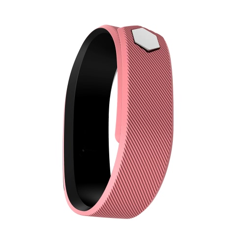 "Image of W808S Heart Rate Smart BT Sport Watch Wristband Bracelet 0.91"" OLED Call Notification Pedometer Alarm Anti-lost Sleep Monitor Sport Modes for iPhone 6 6S 6 Plus 6S Plus 7 Plus Samsung S6 S7 edge S8 Android 4.4 iOS 7.0 or above"
