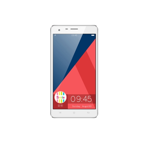 Cubot Smartphone S222 MT6582A 3G QUAD Core Cell Phone Android 4.2 5.5'' IPS Capacitive Touch Screen 16GB+1GB 13MP Camera White