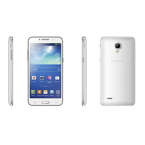 Landvo L800 Smartphone Android 4.4 MTK6582 Quad Core 1.2GHz 5