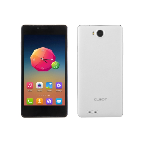 Cubot S208 Smart Phone Android 4.2 MTK6582 Quad Core 5.0